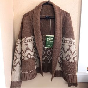 Toad & Co Nitsa Shawl Cardigan